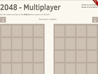 2048 Multiplayer