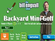 Backyard Mini-Golf