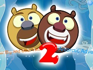 Bear Big and Bear Two Antarctic Adventure
