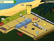 Cartoon Cove Mini Golf