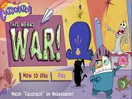 Catscratch This Means War