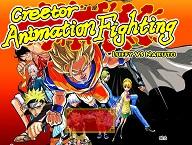 Creetor Animation Fighting Fluffy vs Naruto