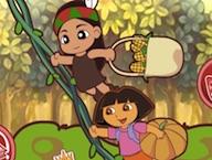 Dora Celebrates Thanksgiving