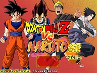 Dragon Ball vs Naruto CR Vegeta