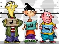 Ed Edd n Eddy Wipeout