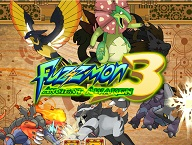 Fuzzmon 3 Ancient Awakening