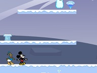 Mickey Mouse in Frozen Adventure