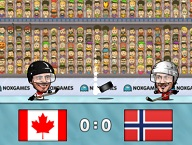 Puppet Ice Hockey Stanley Cup