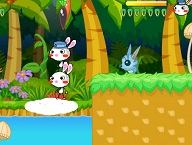 Rainbow Rabbits Adventure