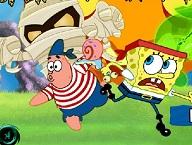 Spongebob Halloween Day