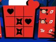 Tic Tac Toe Pucca lovers