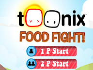 Toonix Food Fight