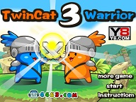 Twin Cat Warrior 3