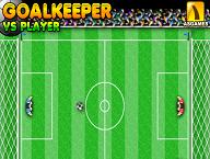 2 Player Goalkeeper