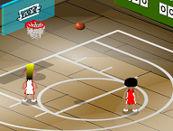 Hard Court Basketball