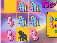 My Little Pony Tic Tac Toe