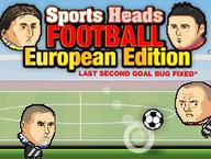 Sports Heads Football European Edition